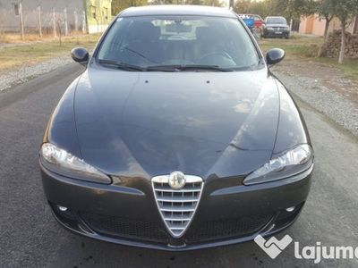 second-hand Alfa Romeo 147 FACELIFT POSIBILITATE RATE
