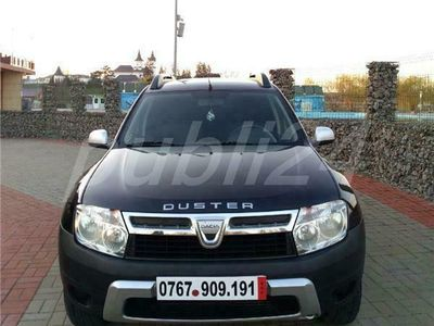 second-hand Dacia Duster Ambiance 1.5 dci, Klima, an 2011, euro 5