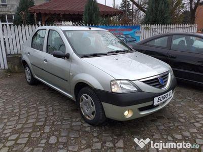 second-hand Dacia Logan Laureate Plus   2006   1.6MPI   139.000km   AC