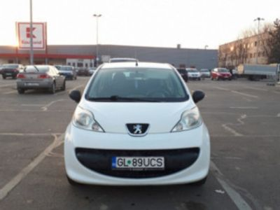 second-hand Peugeot 107