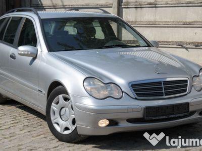 second-hand Mercedes C200 / C220, 2.2 Cdi (Diesel), an 2002