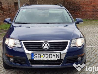 second-hand VW Passat B6 2007 accept si unele variate