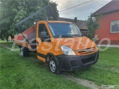 second-hand Iveco Daily 35C15 - Basculabil 3 parti