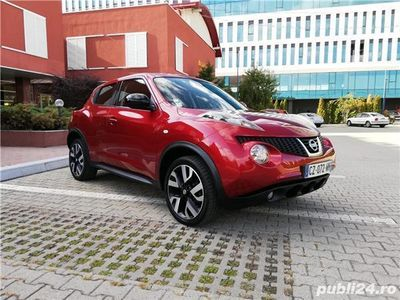 second-hand Nissan Juke 1.5 DCi 110 CP 2013/11 Euro 5