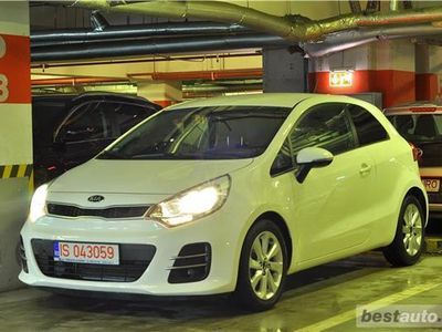 second-hand Kia Rio Dream Team Edition Clima/Volan incalzit/ Navigatie