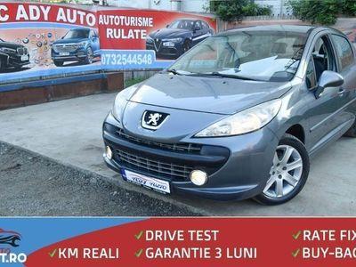 second-hand Peugeot 207 | 1.6 BENZINĂ | 120CP | - LIVRARE GRATIS - TEST DRIVE - BUY BACK - RATE FIXE SI EGALE