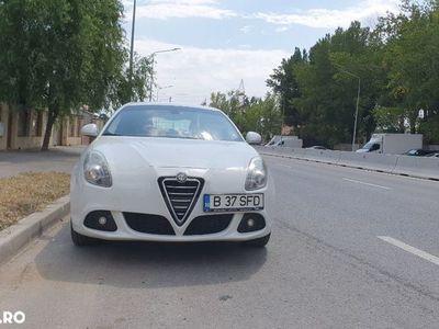 second-hand Alfa Romeo Giulietta 2.0
