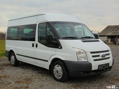 second-hand Ford Transit - 9 locuri - an 2013