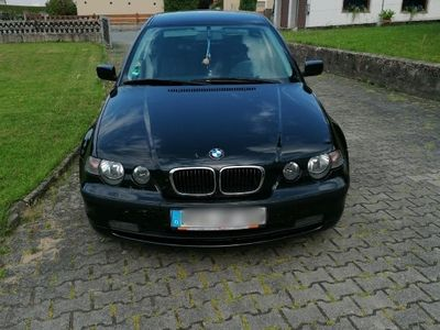 second-hand BMW 318 Compact ti benzină