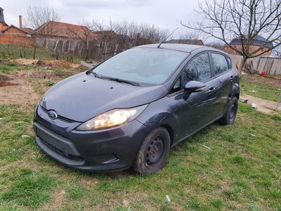 second-hand Ford Fiesta 1.6 tdci - euro5 - an 2011