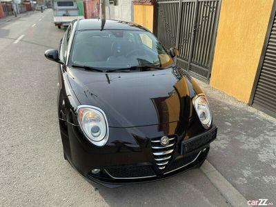 second-hand Alfa Romeo MiTo - cutie AUTOMATA,piele,klima,euro5