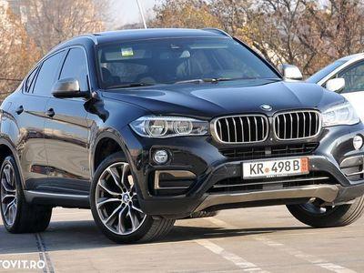 brugt BMW X6