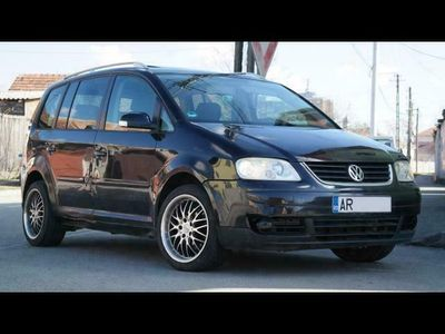 second-hand VW Touran - an 2005, 2.0 Tdi (Diesel)