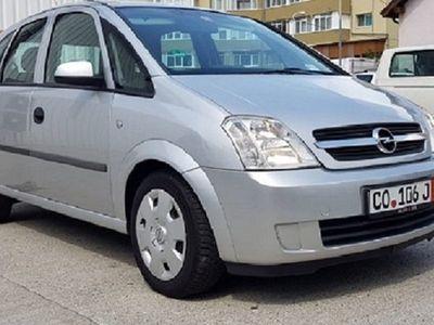 second-hand Opel Meriva