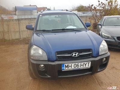 second-hand Hyundai Tucson diesel 2000