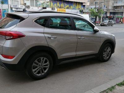 second-hand Hyundai Tucson 2016