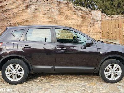 second-hand Nissan Qashqai MK2