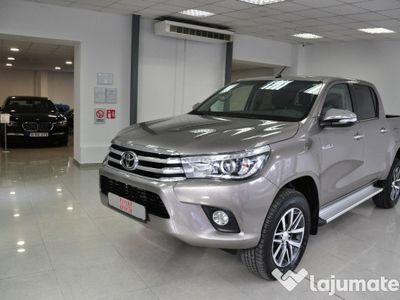 second-hand Toyota HiLux Invincible LED Automata Piele Camera Finantare!
