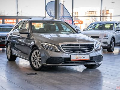 second-hand Mercedes C220 d - 9G Tronic