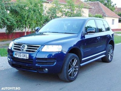 second-hand VW Touareg - 2.5 tdi