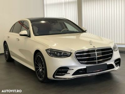 second-hand Mercedes S400