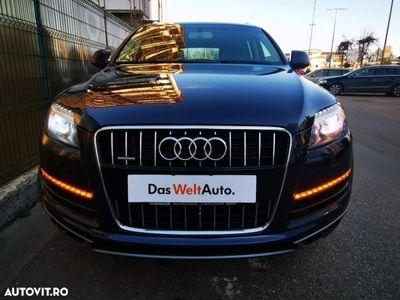second-hand Audi Q7