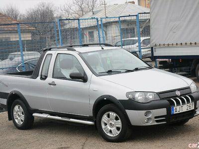 second-hand Fiat Strada Pick-up 2009, 1.3D 84 CP Euro 4 AC, recent adus