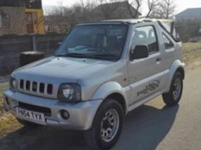 second-hand Suzuki Jimny o2