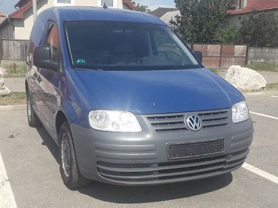 second-hand VW Caddy 2007,1.9sdi