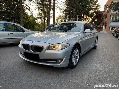 used BMW 520 an 2012 184 cp PIELE+TEXTIL