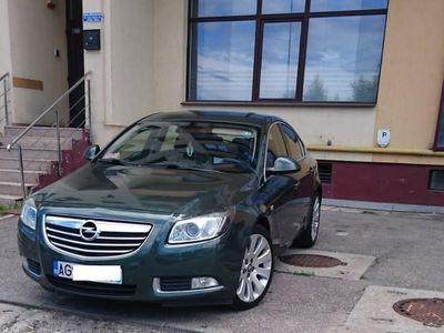 second-hand Opel Insignia | anul 2009 | 195 500 km | 2.0 CDTI 163cp