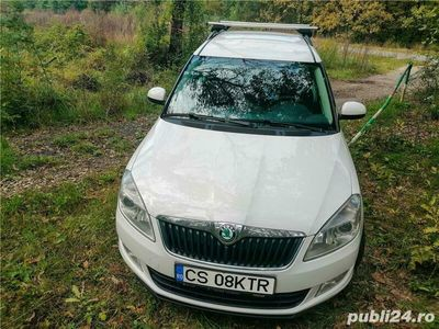 second-hand Skoda Roomster 2012, 1.2 TDI, TVA deductibilă