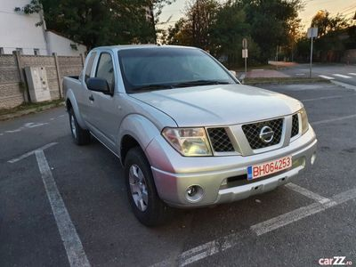 second-hand Nissan Navara 4×4 Cuplaj Mare Mic+Blocabil 4 Locuri Benă XXL