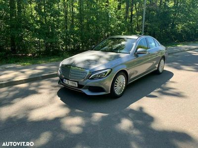 second-hand Mercedes C350 C