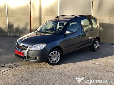 second-hand Skoda Roomster 2008 •1.4TDI•