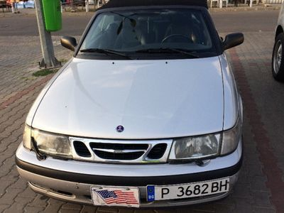 second-hand Saab 9-3 Cabriolet an 1998