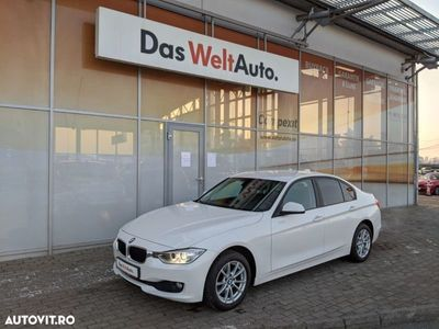 second-hand BMW 316 i Aut.
