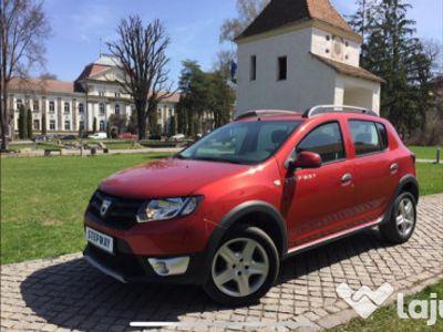 second-hand Dacia Sandero stepway an fab-2017 -1,5 diesel