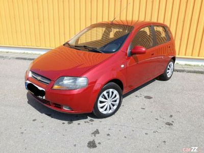 second-hand Chevrolet Aveo 2008 euro 4 impecabil full