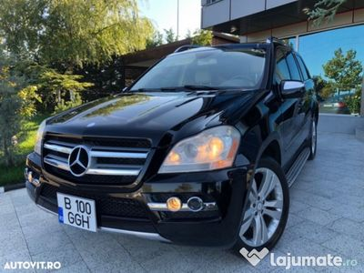 second-hand Mercedes GL350
