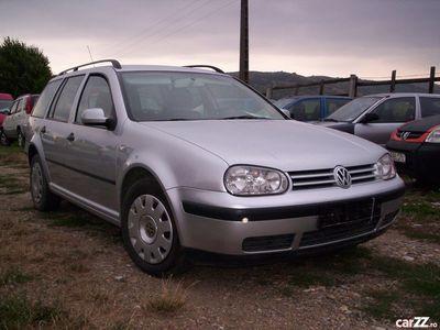 second-hand VW Golf IV 1.6 sx 2001 euro 4 Klima