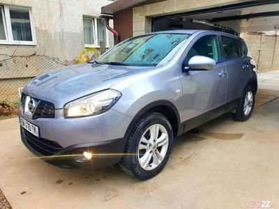 second-hand Nissan Qashqai 2011 1.5 dci,Euro 6,recent adus, stare buna.