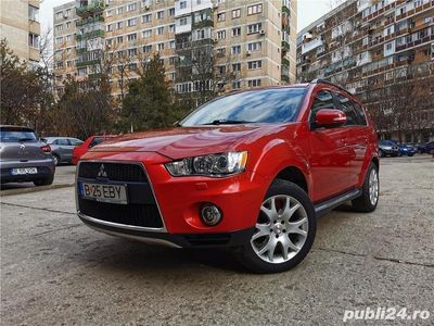 second-hand Mitsubishi Outlander 2012 Automat