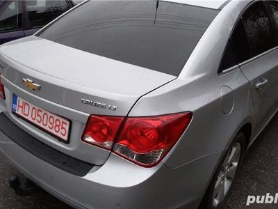 second-hand Chevrolet Cruze Full