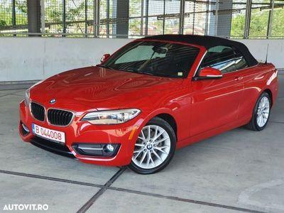 second-hand BMW 228 Seria 2