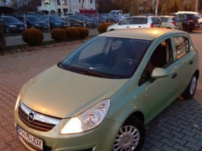 second-hand Opel Corsa D 1.2 benzina impecabil an 2009