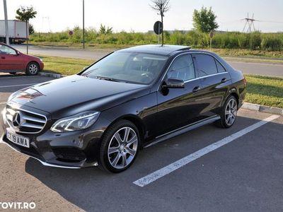 second-hand Mercedes E220