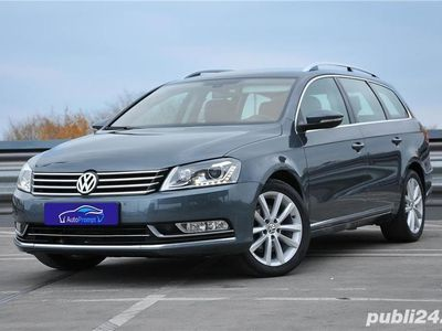 second-hand VW Passat