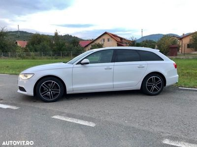 second-hand Audi A6 C7