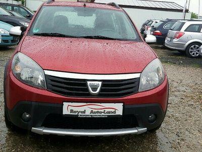 second-hand Dacia Sandero Stepway 1.6 benzina+gpl 2012